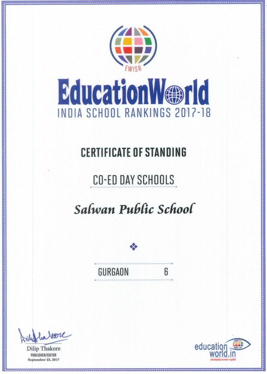 Education World Award